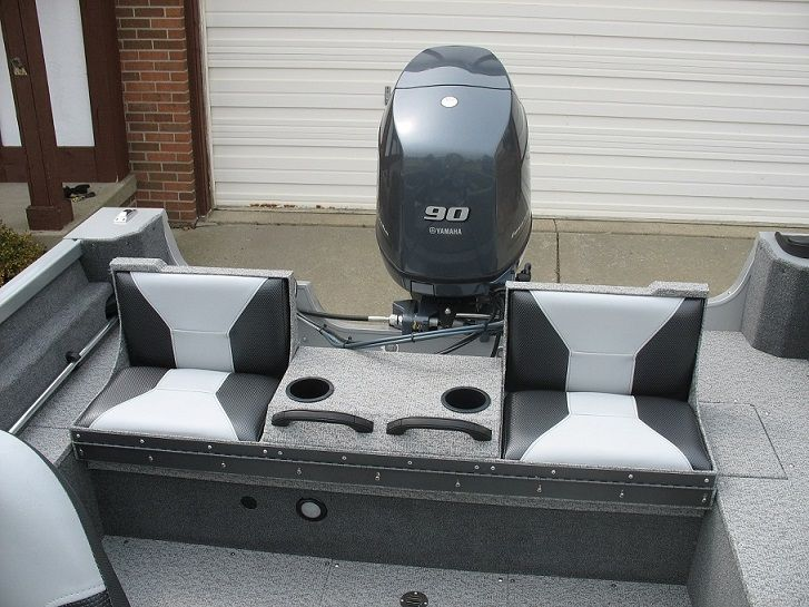 Lund Folding Jump Seats Google Search Small Fishing Boats Aluminum Fishing Boats Diy Boat