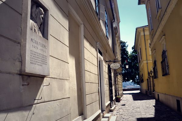 Crime and history in the Buda Castle – with Willie Slick | Imagine Budapest