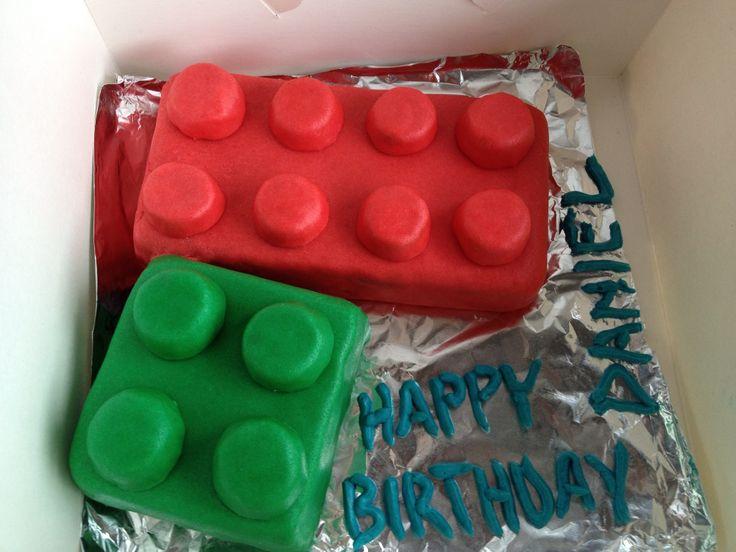 Lego cake !!