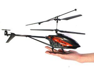 Red Cool 2.4GHz 3.5CH IR R/C Remote Control Alloy Metal Large Helicopter with Gyro by amtonsee@gmail.com. $45.99. New model LED controlling system,Built-in gyroscope , Support acceleration function.. 100% Brand new and high quality,Quantity: 1pcs.. Alloy structure, unique design,Full function: The rise, decline, forward, backward, rotate 360 degrees, hover, acceleration, lighting control.. Suitable for 14+ year old kids and children. Excellent flight either indoo...