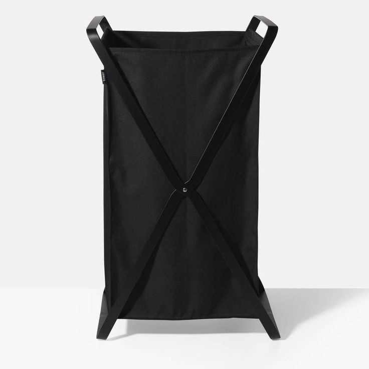 Tower Black Laundry Hamper Part 14