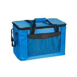 This is a Thermos Cooler Bag that holds 48 cans and is leak proof!