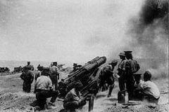 In Oosterijk-Hongarije is veel gevochten in Wereldoorlog 1.