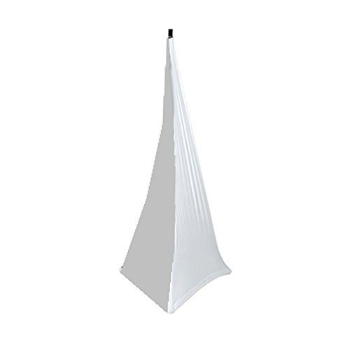 Pyle PSCRIM3W DJ Speaker / Light Stand Scrim, Universal Compatibility & Mountable, for Tripod Stands, 3 Sided (White) - http://djequipment.nationalsales.com/pyle-pscrim3w-dj-speaker-light-stand-scrim-universal-compatibility-mountable-for-tripod-stands-3-sided-white/