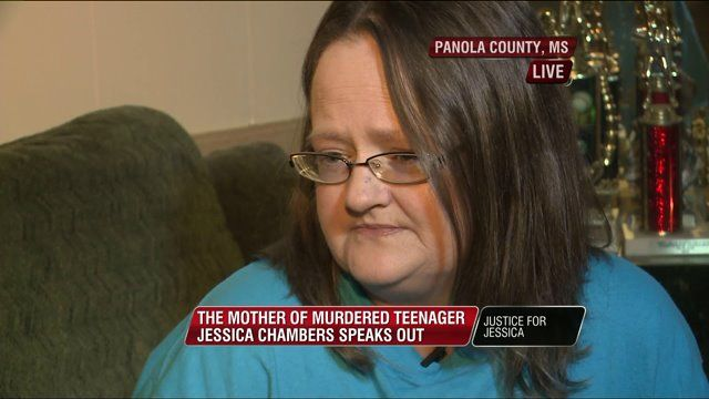 Without any arrests or answers, Lisa Chambers has not yet been able to properly grieve Jessica's death.