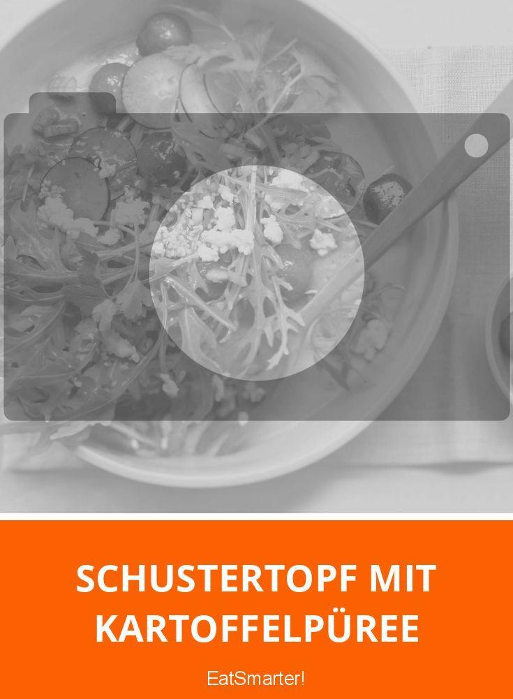 Schustertopf mit Kartoffelpüree - smarter | eatsmarter.de