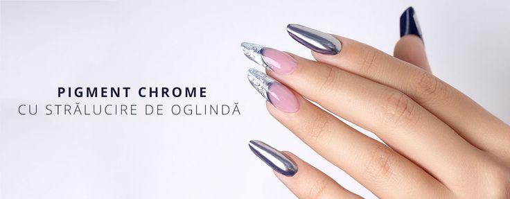 Totul despre pigmentul Chrome - Unghii False - BrillBird