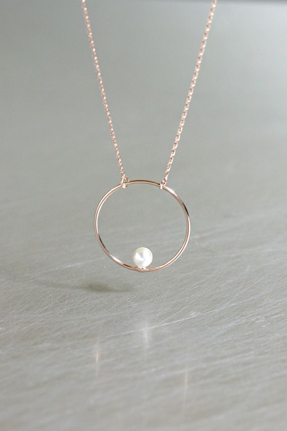 best 20  circle necklace ideas on pinterest