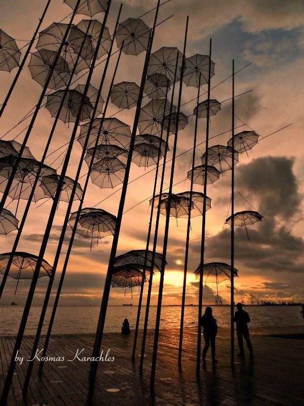 umbrellas by Kosmas Karachles on 500px