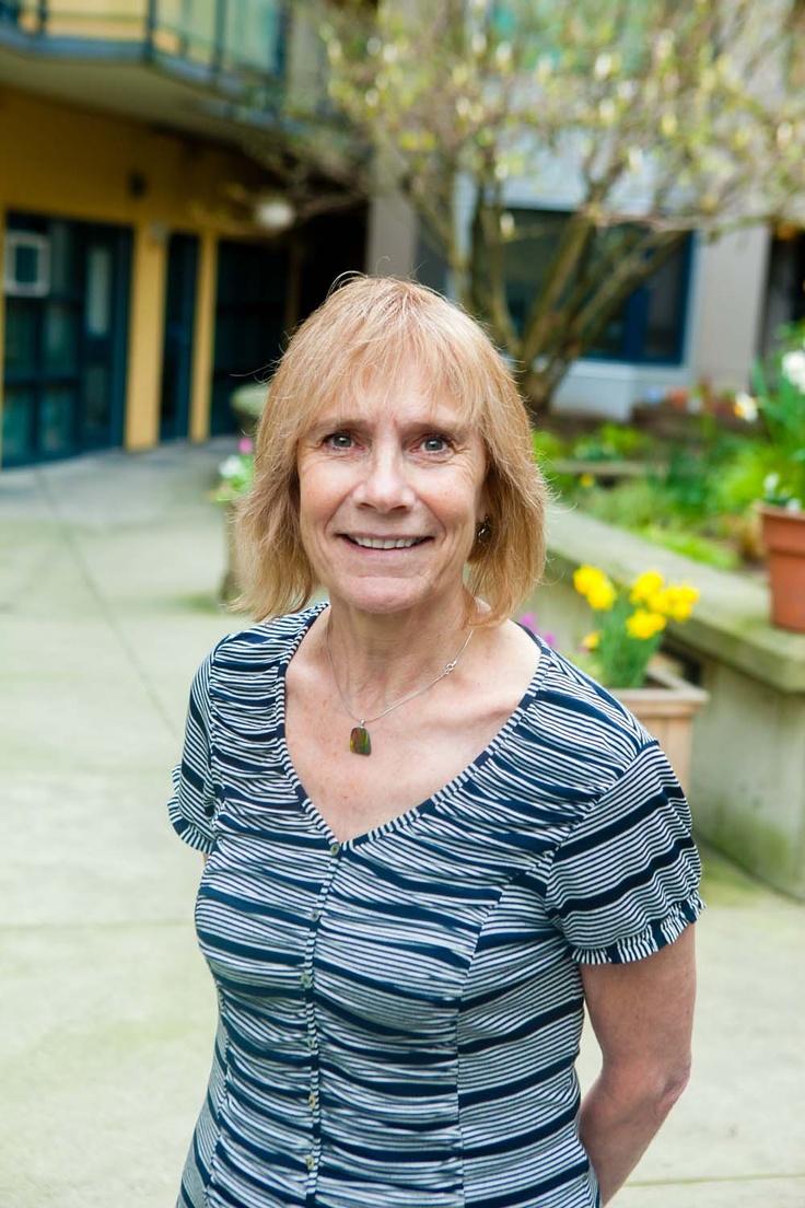 Our executive director Karen O'Shannacery