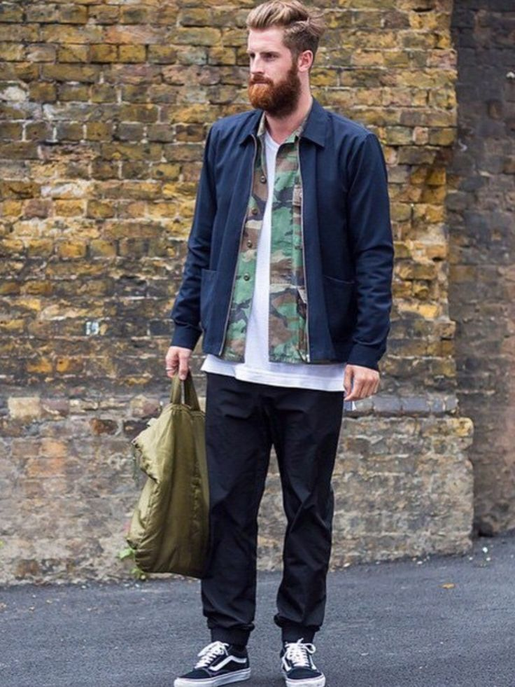 Street fashion for men 73