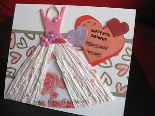 wedding favour boxes birthday party favor mobile see more hand made cinderella birthday card google search