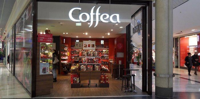 Franchise Coffea Rouen Tourville la Rivière