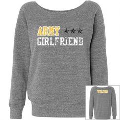 Custom Army Girlfriend Shirts, Undies, Tank Tops, & More