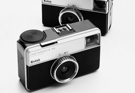 Kodak Instamatic Camera (1970) by  Kenneth Grange