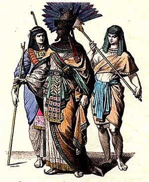 Египетский костюм вельможи картинки
