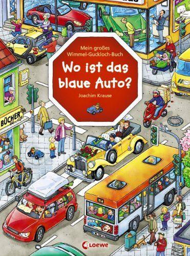 Mein großes Wimmel-Guckloch-Buch - Wo ist das blaue Auto? von Joachim Krause http://www.amazon.de/dp/3785572905/ref=cm_sw_r_pi_dp_PBeAvb0QEC0J1