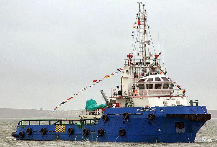 O Monte da Luz, novo rebocador oceânico da Rebonave, constitui uma unidade de características únicas em Portugal e já chegou ao porto de Setúbal. Trata-se de um rebocador oceânico – AHT Anchor Handling Tug, , construído em 2013, pelo estaleiro Yong Choo Kui Shipyard, situado na Malásia.