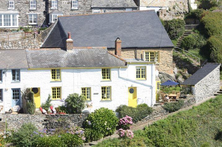 Harbour Cottage, Portloe via Cornish Cottage Holidays