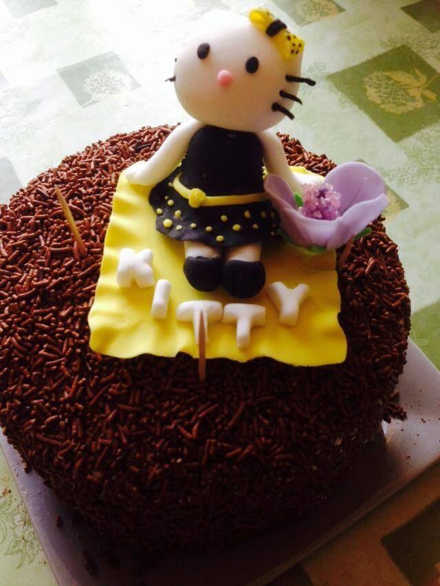 Kitty taart