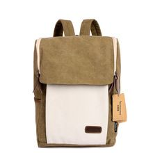 new herschel canvas women's backpack shoulder bag casual laptop backpacks bolsas mochilas femininas school bags for teenagers(China (Mainland))