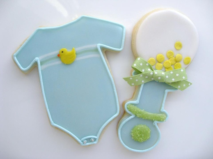 Hey Cookie! by Kathryn Collins used our cookie cutters to create these beautiful designs! Get the full set for $16.95.