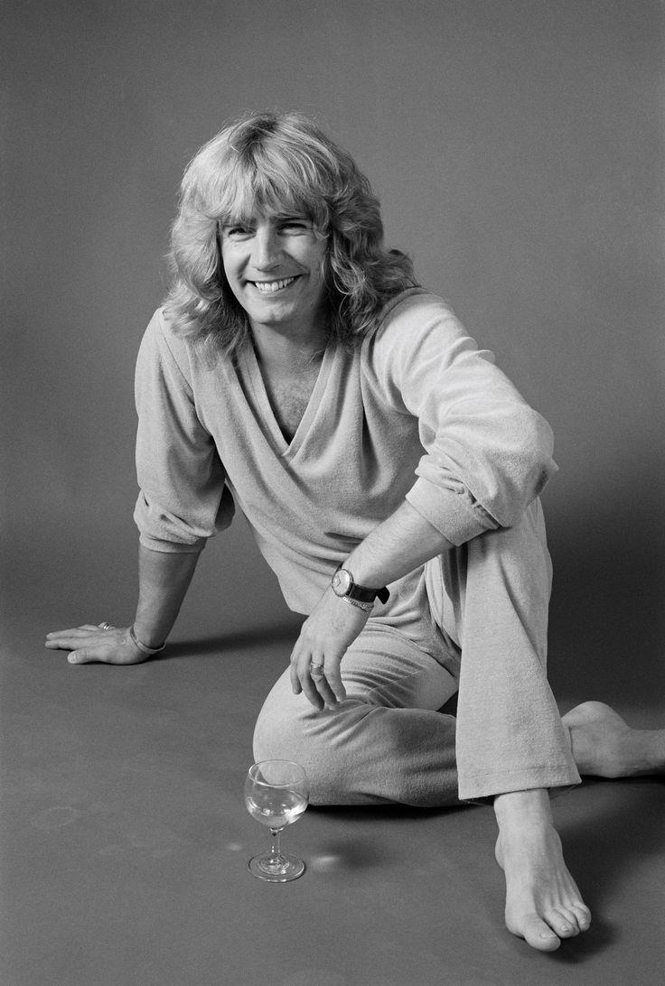 Rick Parfitt in London in 1979