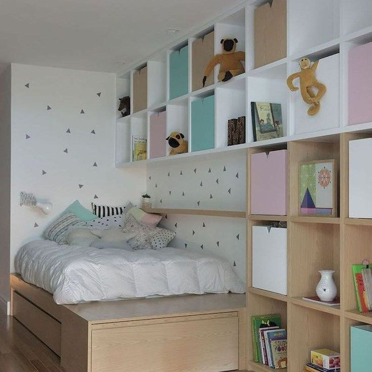 13++ Small bedroom storage box cpns 2021