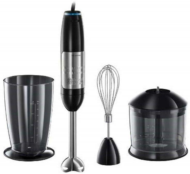 Russell hobbs illumina 3in1 hand blender food mixer set