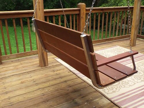 17 best images about porch swings plus projects on - Veranda schaukel ...