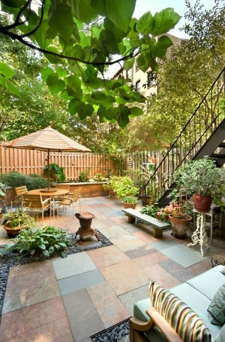 relaxing patio | Outside Decor | Pinterest