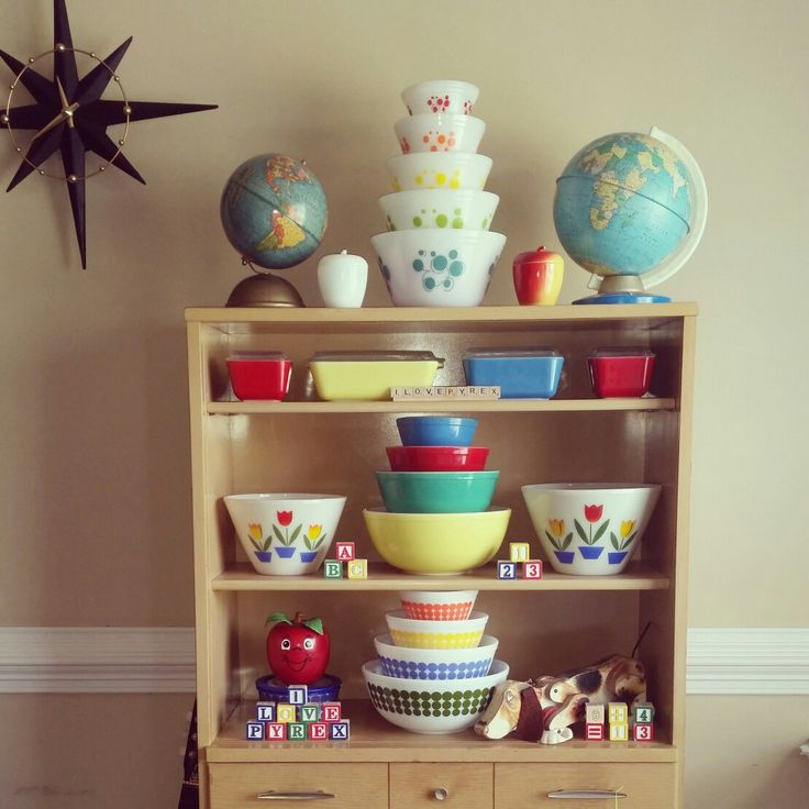 1000+ Images About Pyrex And Vintage On Pinterest