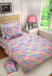 Flat 30% Off on Bombay Dyeing Double Bedsheet at Rs 595 Only