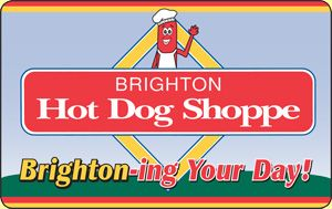 Brighton Hot Dog Shoppe Ellwood City