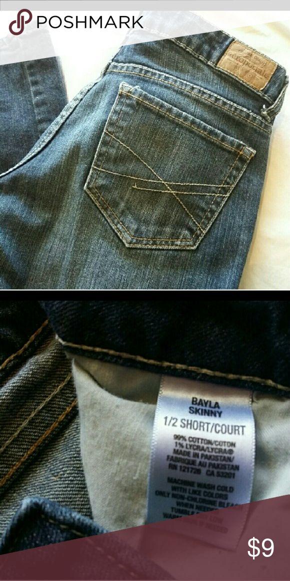 Aeropostale skinny jeans EUC skinny short jeans Aeropostale Jeans Skinny