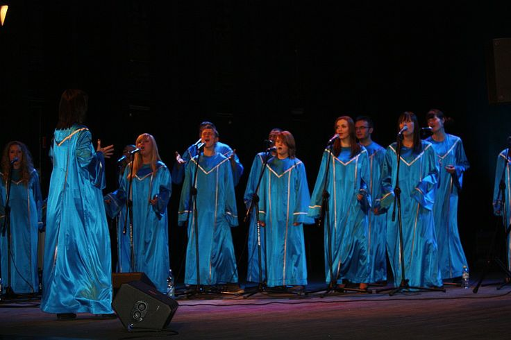 Harfa Gospel Choir, 20.01.2013 r., Teatr
