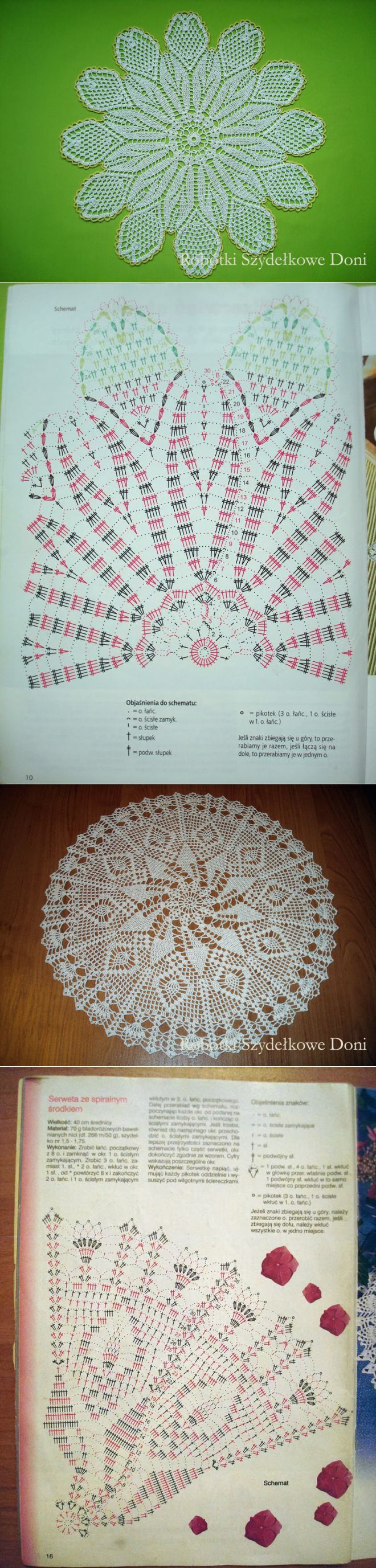 1000 images about crochet thread mini amp micro on pinterest -