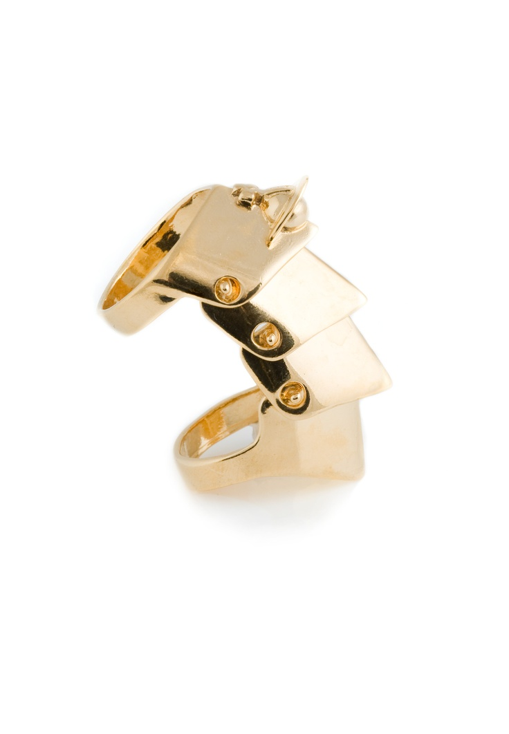 Armour Ring Gold by V. Westwood: Armour Ring, Bill Kaulitz, Www Viviennewestwood Co Uk, Gold Worn, Accessories