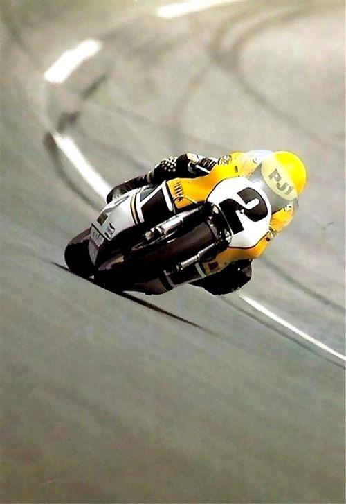 Yamaha YZR 500 GP Road Racer