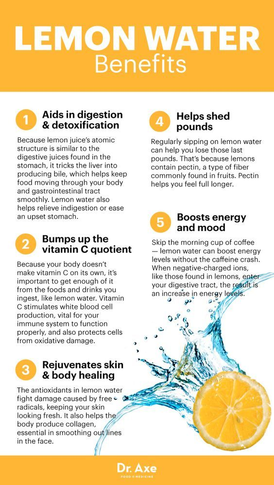 Benefits of lemon water - Dr. Axe http://www.draxe.com #health #holistic #natural: