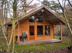 bungalow camping drenthe: De Kievit (2-4p)