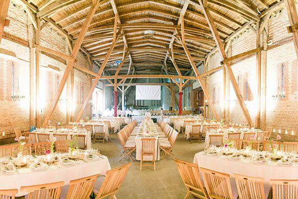 Hochzeitslocation: Heiraten in der Scheune