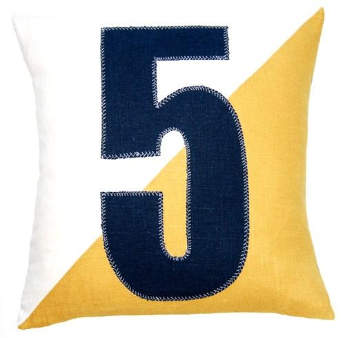 americana no. 05 pillow
