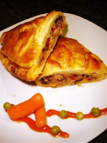 Empanada de Pulpo artesana - El Aderezo - Blog de Recetas de Cocina