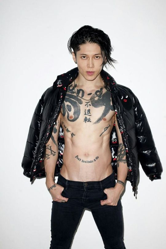 Miyavi, this is killing me!