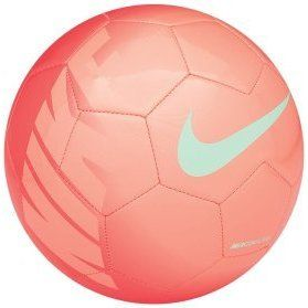 Nike Mercurial Fade Soccer Ball - Atomic Pink - Di ($20.00) give this to me it's so gorgeous!!(yes I just called a soccer ball gorgeous,all soccer girls know what I'm talking about