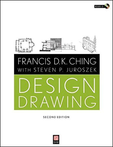 Design Drawing by Francis D. K. Ching https://www.amazon.com/dp/0470533692/ref=cm_sw_r_pi_dp_x_ZDOmybWV0DYT5