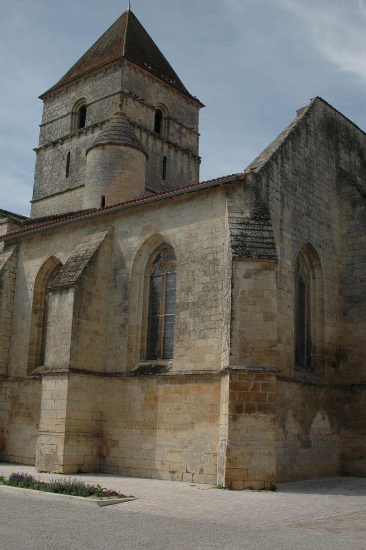 17 meilleures images propos de 79 javarzay eglise st for Eglise romane exterieur