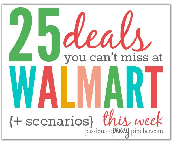 23 best shopping coupons images on pinterest shopping coupons 25 top deals you cant miss at walmart this week plus get 15 items for 20 scenario fandeluxe Choice Image