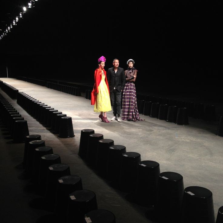 Runway ready @ VAMFF Campaign Launch